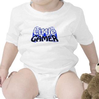 Little Gamer Blue T Shirts