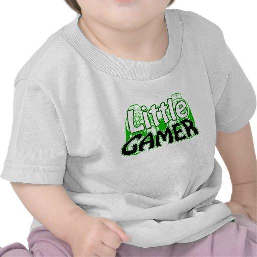 Little Gamer Funny Video Game Shirt Design
