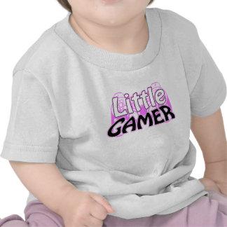 Little Gamer Pink Shirts