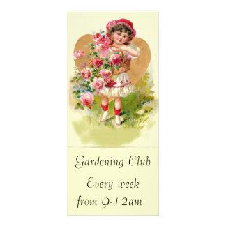 little gardener rack card