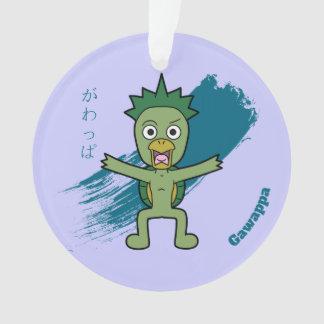 Little Gawappa Yokai Ornament