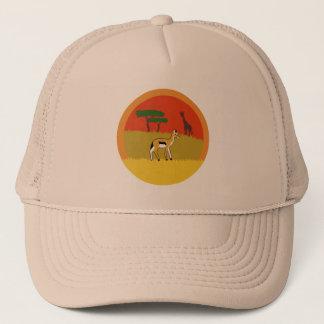 Little Gazelle Trucker Hat