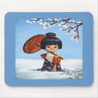 Little Geisha Mousepad