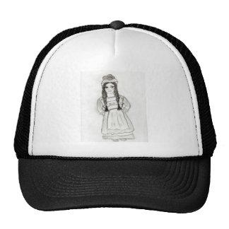 Little German Girl Trucker Hat