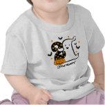Little Ghost 2nd Birthday T Shirt