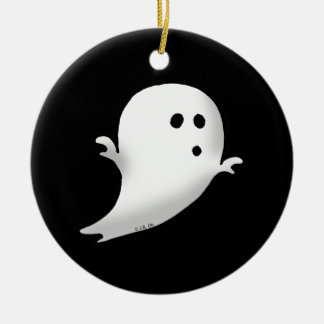 Little ghost ornament