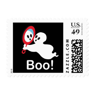 Little Ghost Postage Stamps