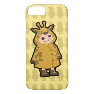 Little Giraffe Rain Coat iPhone 7 Case