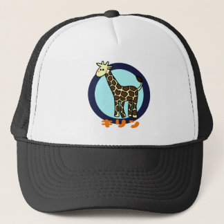 Little Giraffe Trucker Hat