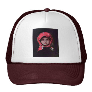 Little Girl By Grigorescu Nicolae Best Quality Hats