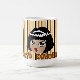 Little Girl Classic White Coffee Mug