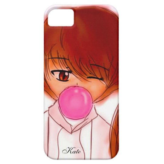 Little Girl Face iPhone SE/5/5s Case