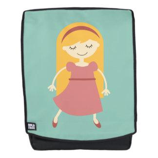Little Girl (Pink) Backpack