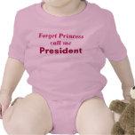 Little girl President creeper.