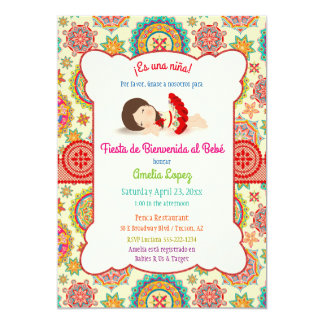spanish invitations announcements zazzle