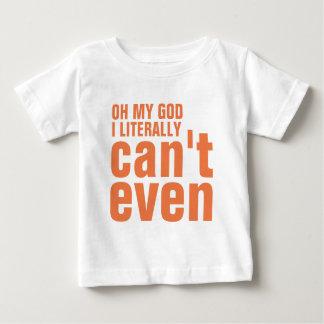 Little Girl that Can't Even Shirt