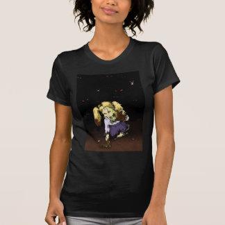 Little Girl Zombie Shirt