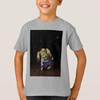 Little Girl Zombie T-Shirt