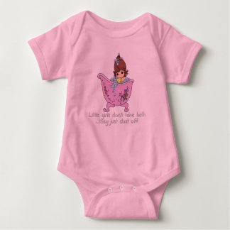 Little girls don't take bath t shirt