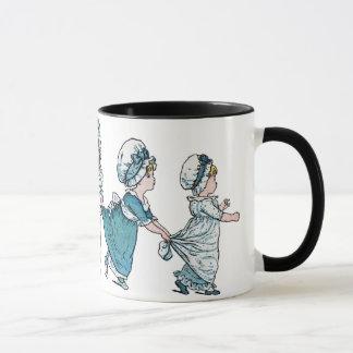 Little Girls Follow the Leader Mug