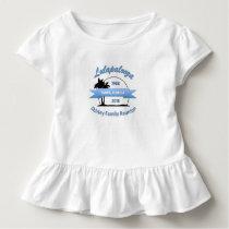 Little Girl's Lulapalooza t-shirt
