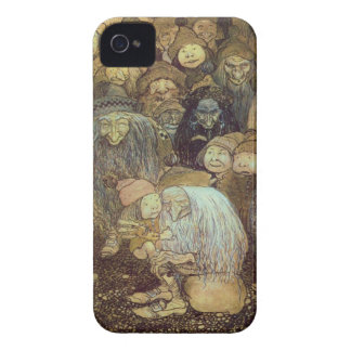 Little Gnome Boy iPhone 4 Cover