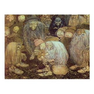 Little Gnome Boy Postcard