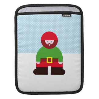 Little Gnome iPad Sleeve