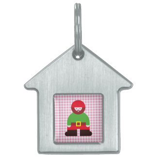Little Gnome Pet ID Tag