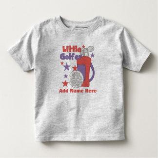 Little Golfer Customizable T-shirt