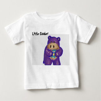 Little Goober the Hippo Baby T-Shirt
