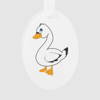 Little Goose Ornament