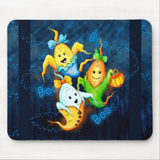 LITTLE GOSTS MONSTERS CARTOON MOUSE PAD