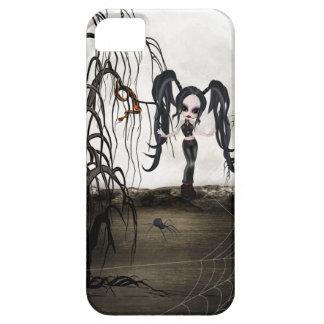Little Goth Girl Fantasy iPhone 5 Case