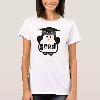 Little Grad Penguin Graduation Gift T-Shirt