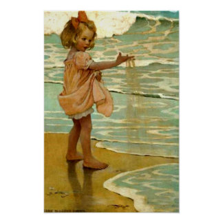 Little Grains of Sand Poster
