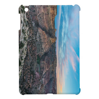 Little Grand Canyon Sunset - Wedge Overlook - Utah Case For The iPad Mini