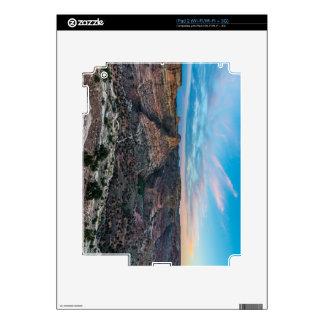 Little Grand Canyon Sunset - Wedge Overlook - Utah iPad 2 Skin