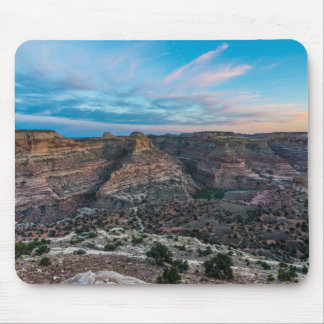 Little Grand Canyon Sunset - Wedge Overlook - Utah Mouse Pad
