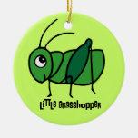 Little Grasshopper Ornament