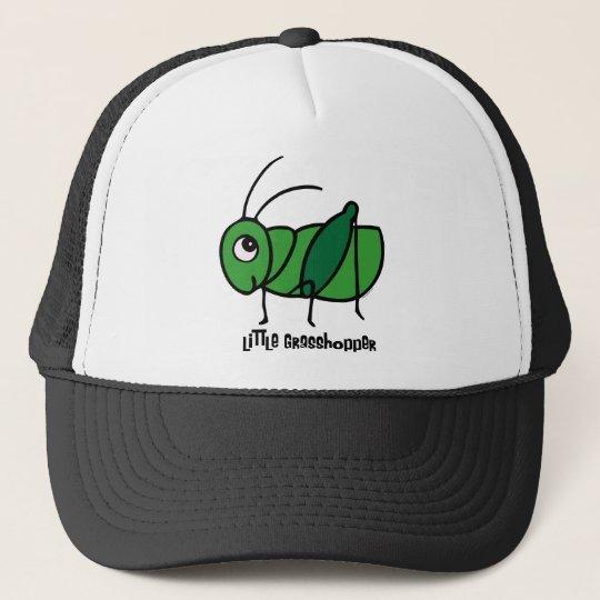 Little Grasshopper Trucker Hat