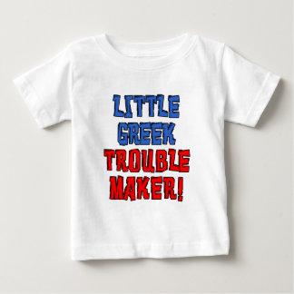 Little Greek Trouble Maker T-shirt