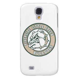 Little Green Bulldogs Galaxy S4 Cover