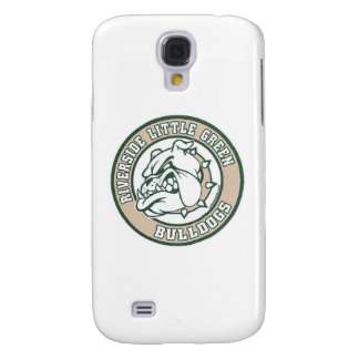 Little Green Bulldogs Samsung Galaxy S4 Case