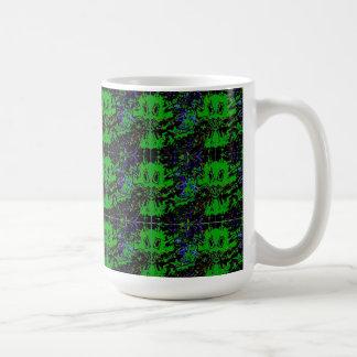 Little green Devil Coffee Mugs