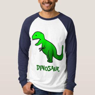 Little Green Dino T-Shirt