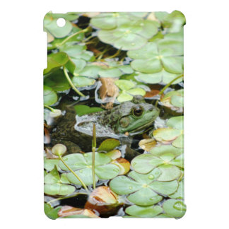 Little Green Frog iPad Mini Case