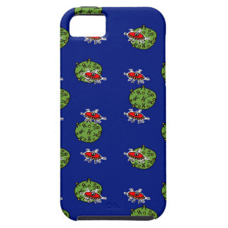 little green men and little green planets iPhone SE/5/5s case