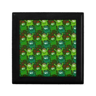 Little Green Men Gift Box