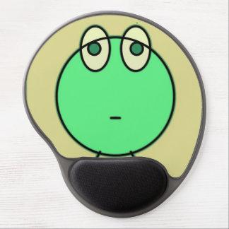 Little Green Monster Gel Mousepad